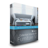 3d volume 38 furniture iv