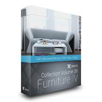 3d volume 38 furniture iv