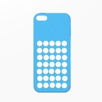 iphone 5c case 3d model