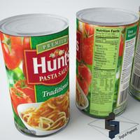 max hunts pasta sauce
