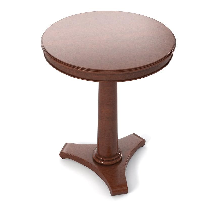 Galimberti Nino Poltrocina Side Table round modern0002.jpg