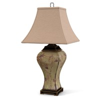 Uttermost Porano Green Table Lamp