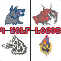 wolf head 3ds
