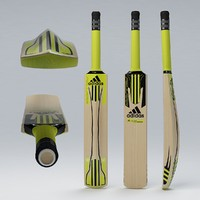 3ds max cricket bat adidas