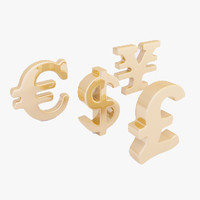 3ds max currency symbols