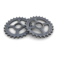 3ds max gear 02 industrial steam