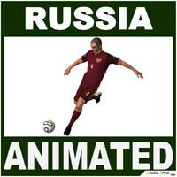 russia jersey ball 3d max