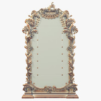 3d classic mirror jumbo model