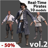 Real-Time Pirates Vol. 2