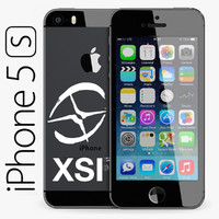 obj apple iphone 5s