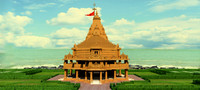 3ds somnath temple