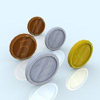 3dsmax coins 1 5