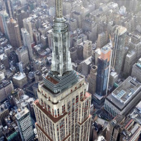 empire state building 3d max