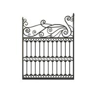 railing 3d x