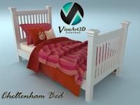 3d bed cheltenham