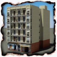 3d model building 91