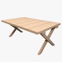 maya picnic table