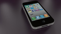 cinema4d apple iphone 4