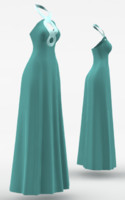dress cloth simulations 3d max