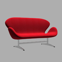 classic swan sofa arne jacobsen max
