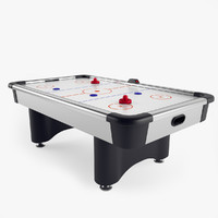 air hockey table obj