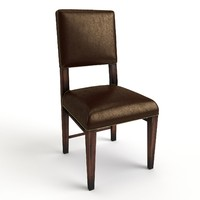 3d chair campaign theodore alexander model