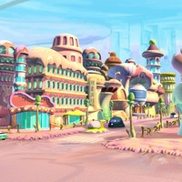 cartoon street toon max