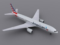 777-200 - American Airlines