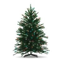 tree christmas c4d