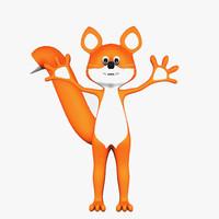 3d max fox