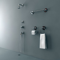 3d shower set waterworks model