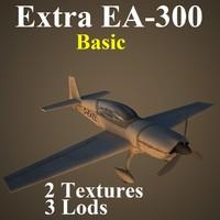 3d extra basic