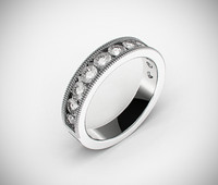 Classic Male Wedding Ring