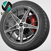 wheel OZ Qarantana racing