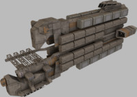 maya cargo freighter