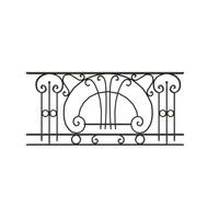railing x