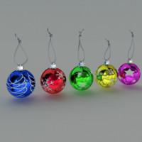 Christmas Baubles balls