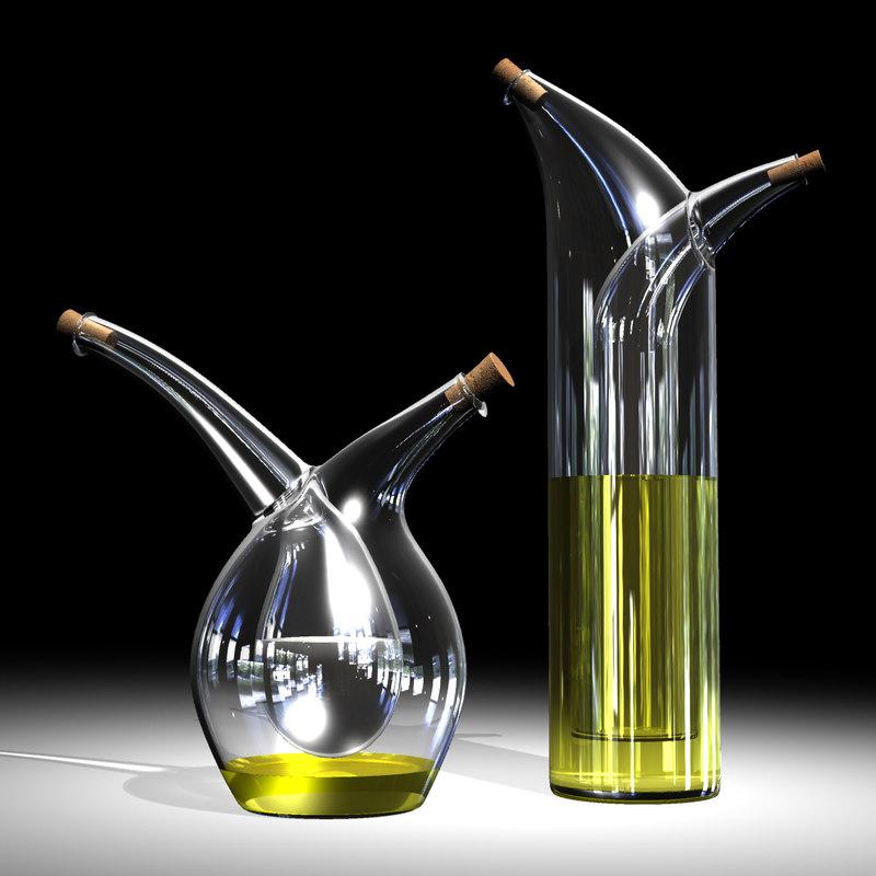 Olea Oil & Vinegar 7.75oz / 22cl (6 Pack) #UT-P28226