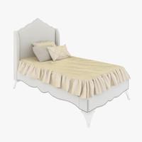 maya dolfi blanche bed interior
