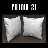 obj pillow interior