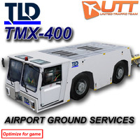 TLD TMX 400 Push-Back Aircraft Tractor