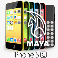 maya apple iphone 5c