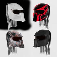 3d 4 predator helmet
