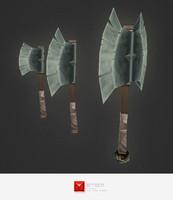 maya axe ax