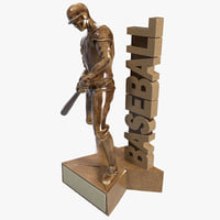 max baseball trophy