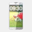 LG Optimus G Pro 3D models