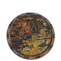 3d mossy shield model