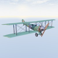 aircraft air 3d 3ds