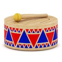 3d drum toy