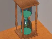max hourglass glass hour